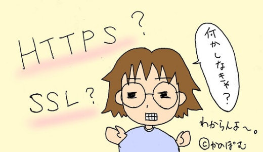 保護中: 【SSL化】はてなブログproからワードプレスに引っ越すべき?